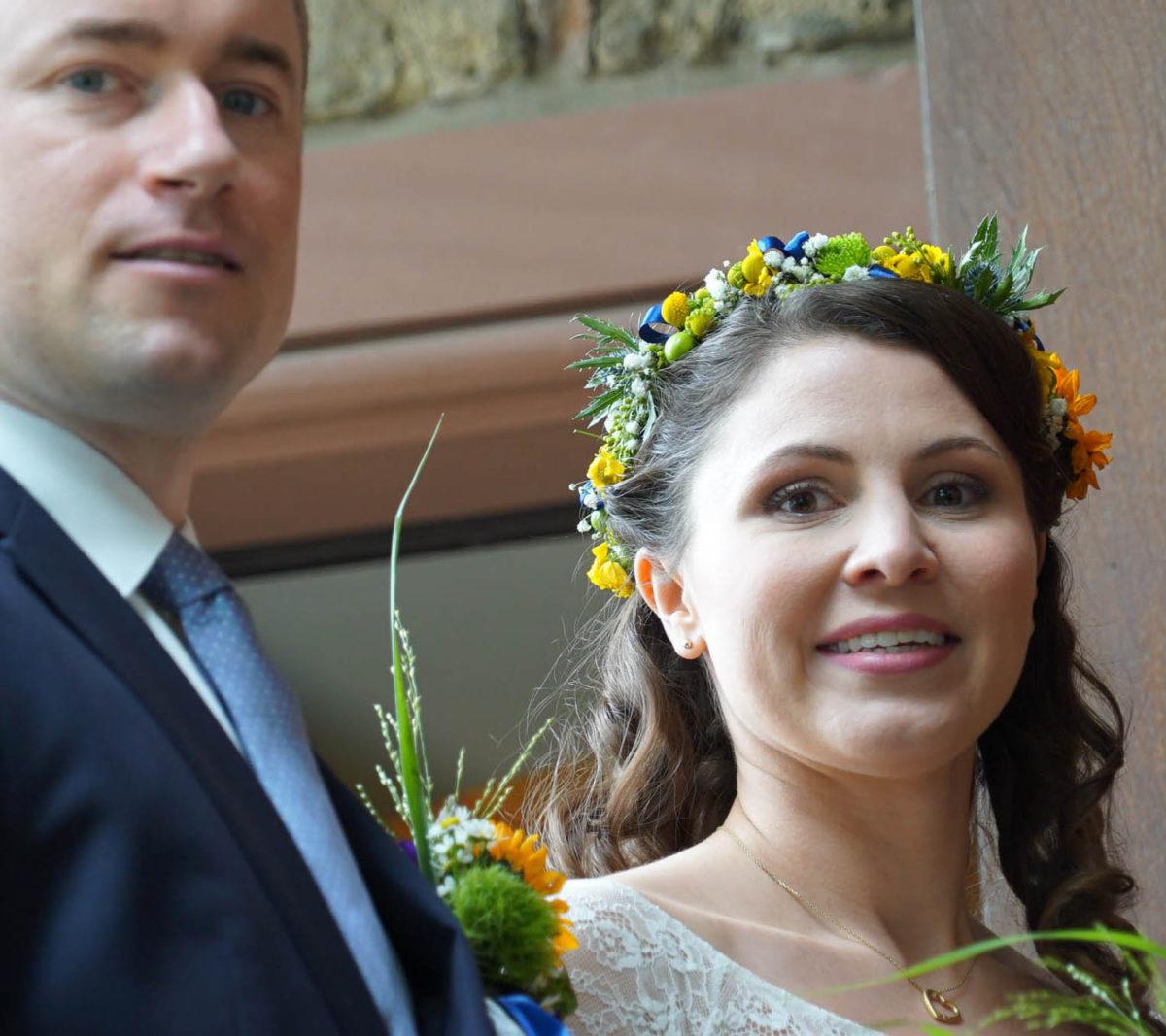Hochzeit Rüsselsheim